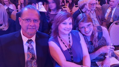 Curtis & Tina Ray and Amy Setzer