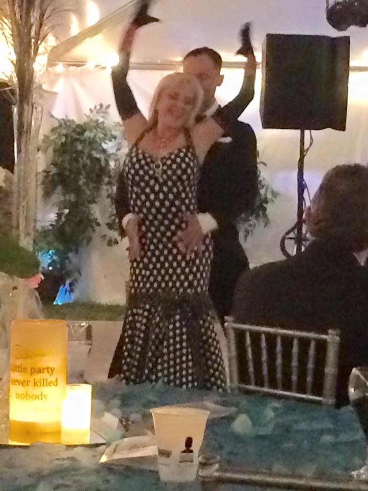 Carolyn Woodruff Dancing